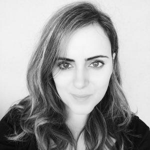 Escritora de novela negra Cristina Grela