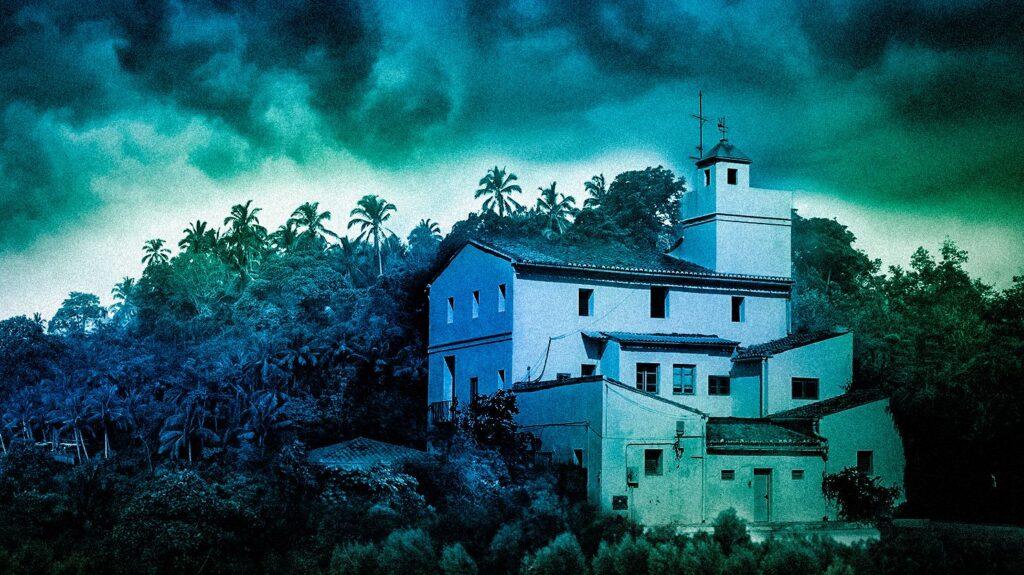 casa que aparece en el misterio de la familia fonseca