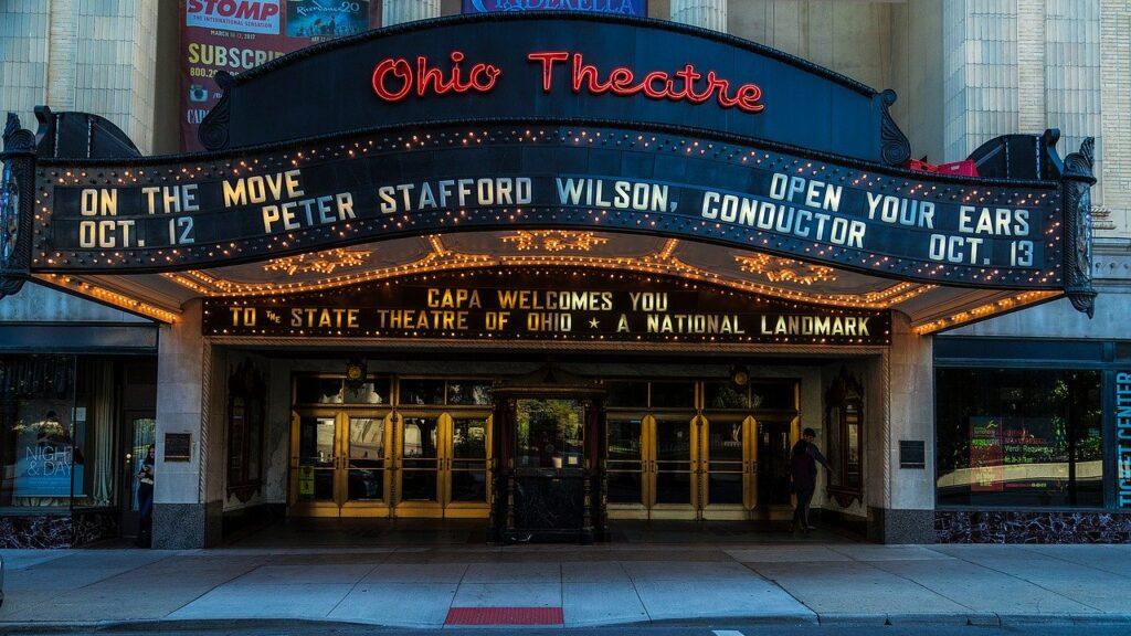 Ohio Theatre.