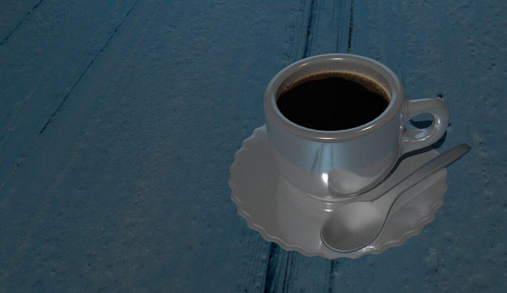 taza de café algún pecado raro